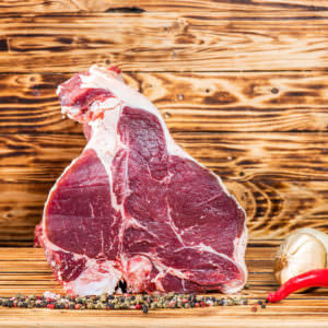 T Bone Scottona Chianina