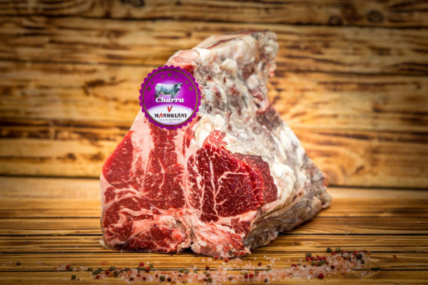 t bone charra carne online